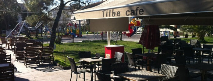 Tilbe Cafe is one of Lugares guardados de Gamze.