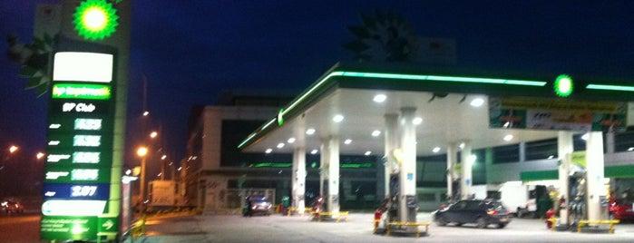 BP is one of Orte, die Hilal gefallen.