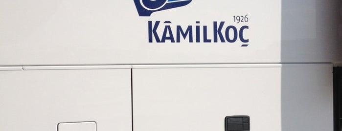 Kamil Koç is one of 👑 PeRvİnn👑'ın Beğendiği Mekanlar.