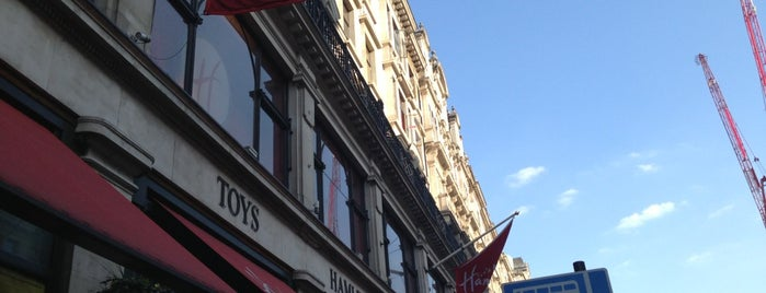 Hamleys is one of London Town.