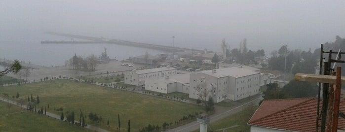 Karadeniz Ereğli Devlet Hastanesi is one of Abdullah'ın Beğendiği Mekanlar.