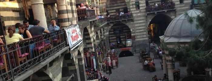 Zin Cafe is one of Tempat yang Disimpan vlkn.
