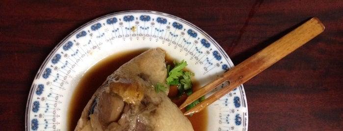 再發號肉粽 is one of LOVELY Tainan.