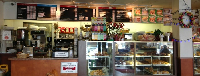 Uncle Benny's Donut & Bagel is one of NorCal.
