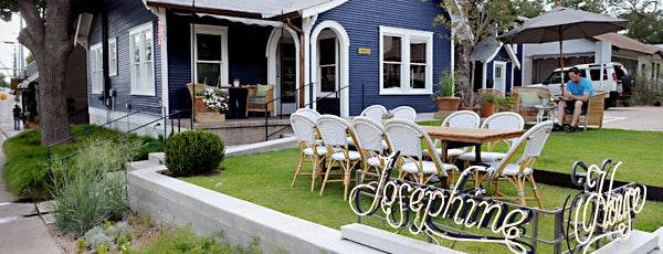 Josephine House is one of Eateries.
