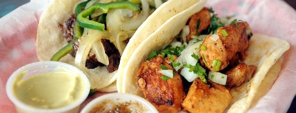 Tacodeli is one of Austin - CHECK!.