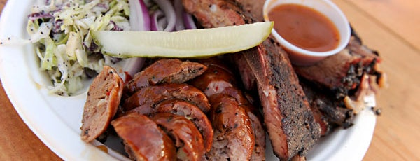 Micklethwait Craft Meats is one of SXSW.