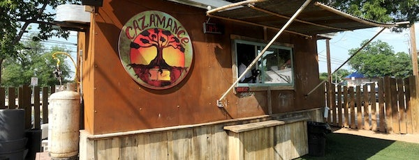 Cazamance is one of 2014 Austin Chronicle First Plates Awards.