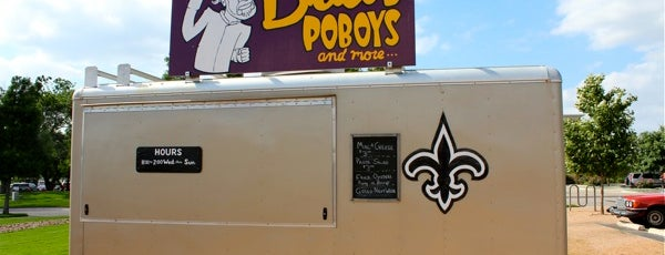 Bud's PoBoys is one of 2013 Austin Chronicle First Plates Awards.