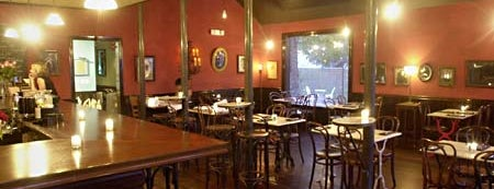 Justine's Brasserie is one of 2013 Austin Chronicle First Plates Awards.