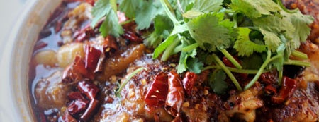 A + A Sichuan China is one of 2014 Austin Chronicle First Plates Awards.
