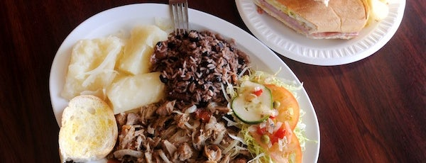 Cuban Sandwich Cafe is one of 2014 Austin Chronicle First Plates Awards.