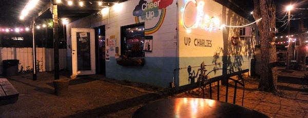 Cheer Up Charlie's is one of Austin Chronicles(10x Unlock Confirmed).
