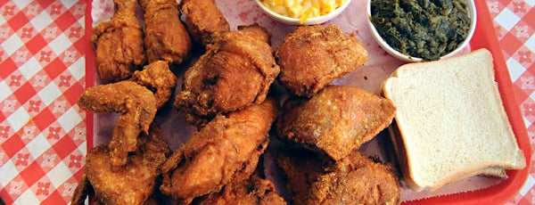 Gus's World Famous Fried Chicken is one of Austin Sampled.
