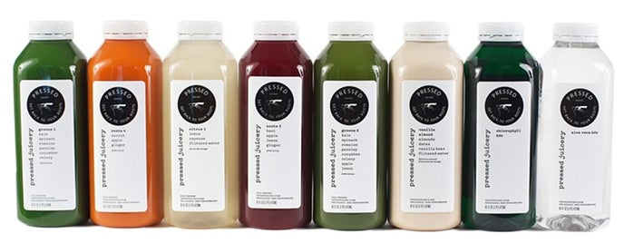 Pressed Juicery is one of 50 Cult-Favorite Juice Bars.