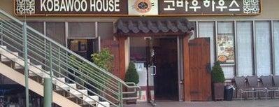 고바우하우스 is one of The 2013 LA Weekly Pancake Breakfast Restaurants!.