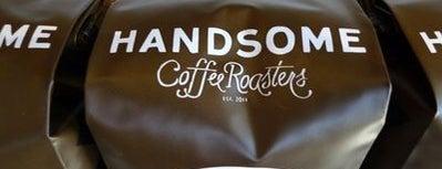 Handsome Coffee Roasters is one of The 2013 LA Weekly Pancake Breakfast Restaurants!.
