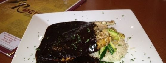 Rocio's Mole De Los Dioses is one of Tacolandia Restaurants!.