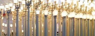 Los Angeles County Museum of Art (LACMA) is one of 100 Cheap Date Ideas in LA.