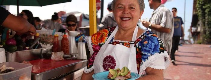 La Guerrerense is one of Tacolandia Restaurants!.