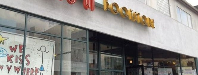 Book Soup is one of LA.