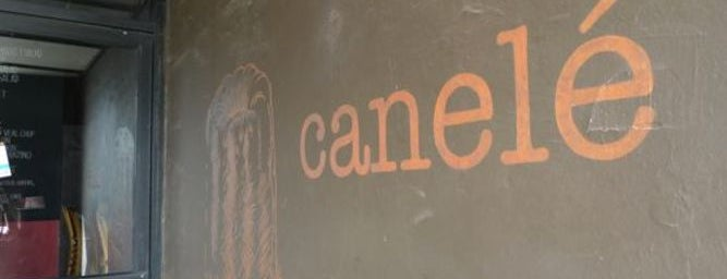 Canele Restaurant is one of The 2013 LA Weekly Pancake Breakfast Restaurants!.