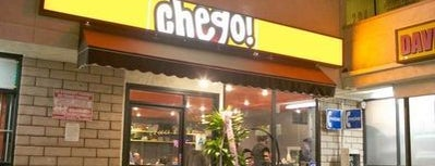 Chego! is one of The 2013 LA Weekly Pancake Breakfast Restaurants!.