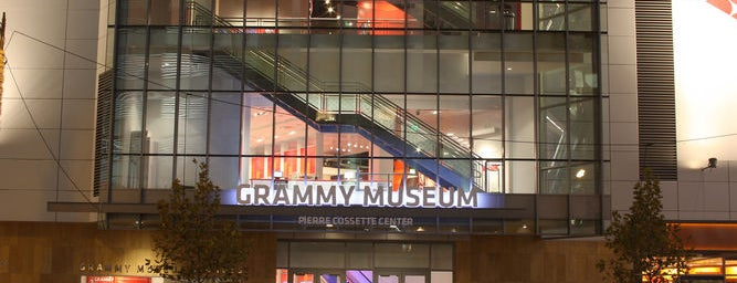 The GRAMMY Museum is one of Los Angeles LAX & Beaches.