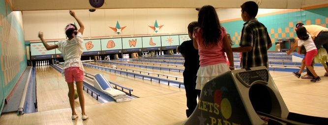 Montrose Bowl is one of so cal.