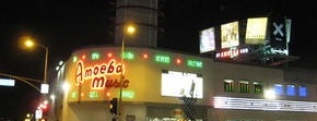 Amoeba Music is one of LA Shopping.
