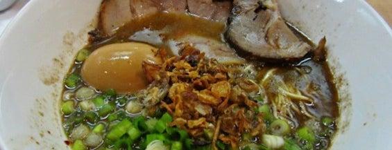 Tatsu Ramen is one of Eat LA.