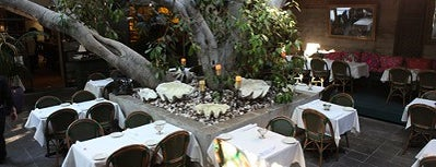 Cliff's Edge is one of Chris' LA To-Dine List.