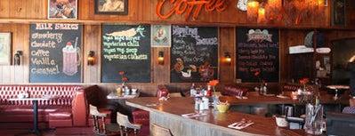 Brite Spot Family Restaurant is one of The 2013 LA Weekly Pancake Breakfast Restaurants!.