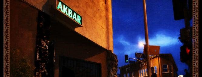 Akbar is one of LA-Dining.