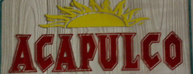 Acapulco Mexican Restaurant is one of Scott: сохраненные места.