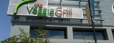 Veggie Grill is one of Places w/ nice vegetarian food.