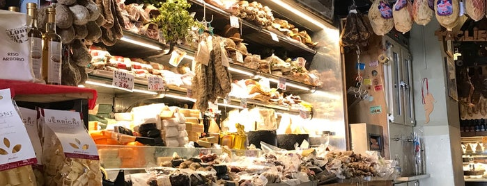 Antica Salumeria is one of Run Rome For Carbs.