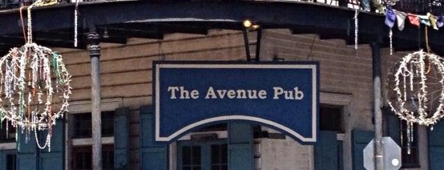 Avenue Pub is one of Boozin'.