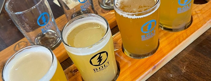 Bolt Brewery is one of San Diego want to go.