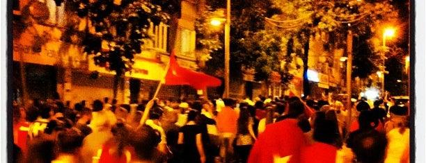 Ali Fuat Başgil Caddesi is one of İstanbul 2.