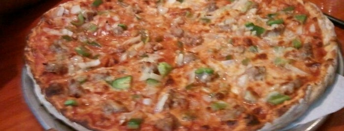 DeLucia's Pizzeria is one of NJ Pizza.