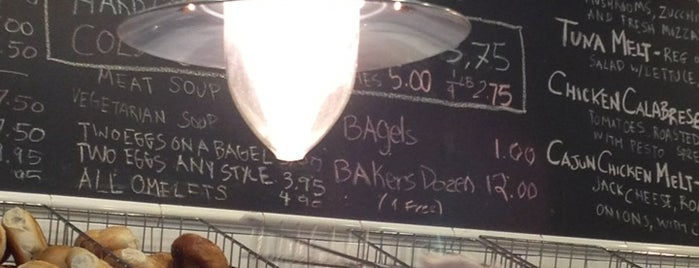 Everything Bagels is one of IN TOWN.