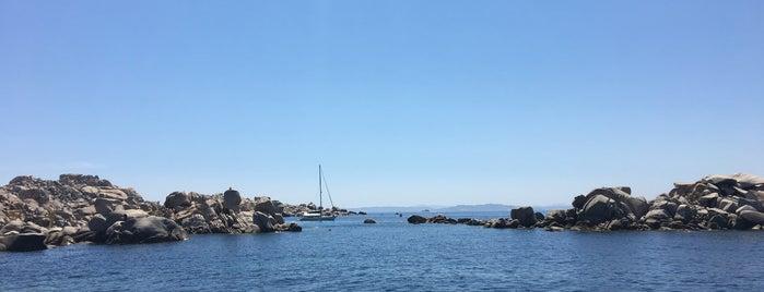 Îles Lavezzi is one of Lieux sauvegardés par Leonardo.
