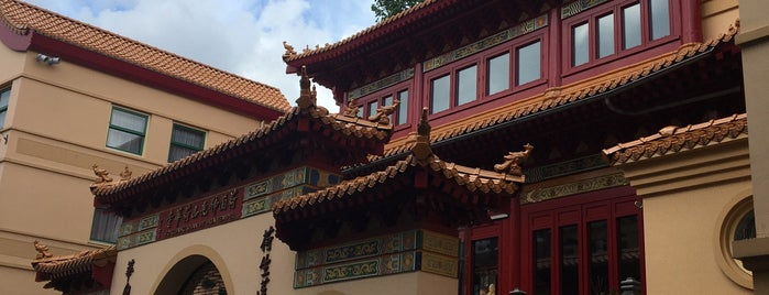 Fo Guang Shan He Hua Tempel is one of Amsterdam.