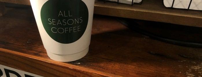 4/4 SEASONS COFFEE is one of Egor'un Beğendiği Mekanlar.