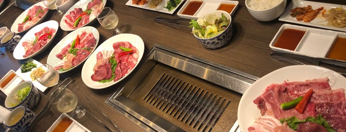 Harajuku Yakiniku Kintan is one of Nonono 님이 좋아한 장소.