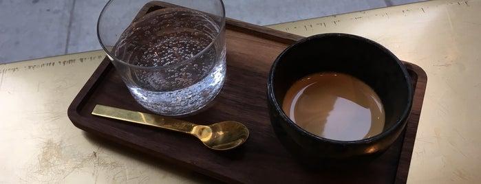 iF Coffee is one of David: сохраненные места.