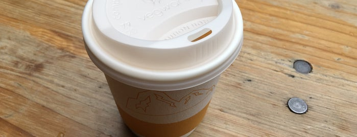Cairngorm Coffee Co. is one of Edinburgh coffee.