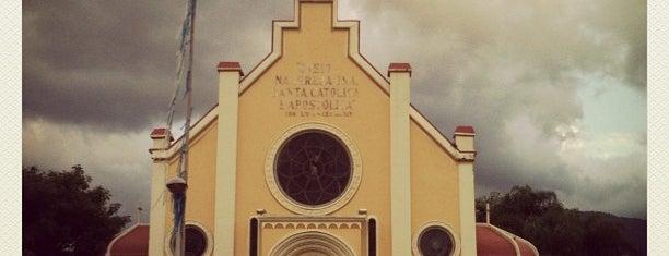 Paróquia Nossa Senhora da Conceição is one of Patrimonio.