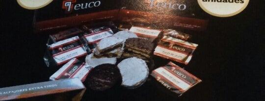 Teuco Café is one of Lieux qui ont plu à Jane.